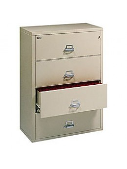 FireKing 4-3857CML - Lateral File Cabinet